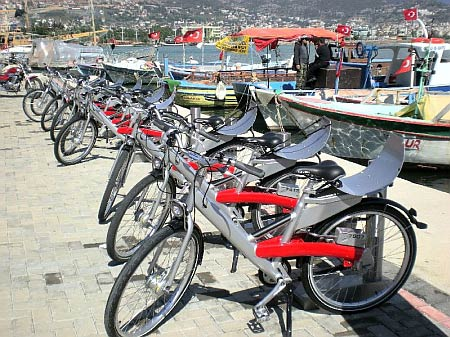 ALANYA BIKE RENT AlanyaLovers