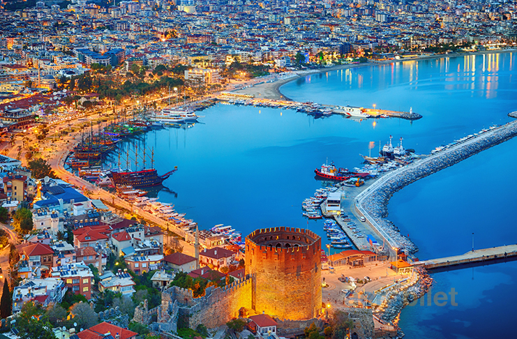 ALANYA'S OLD NAME AlanyaLovers