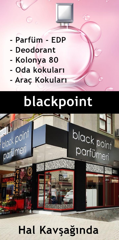 Blackpoint Parfümeri Alanya