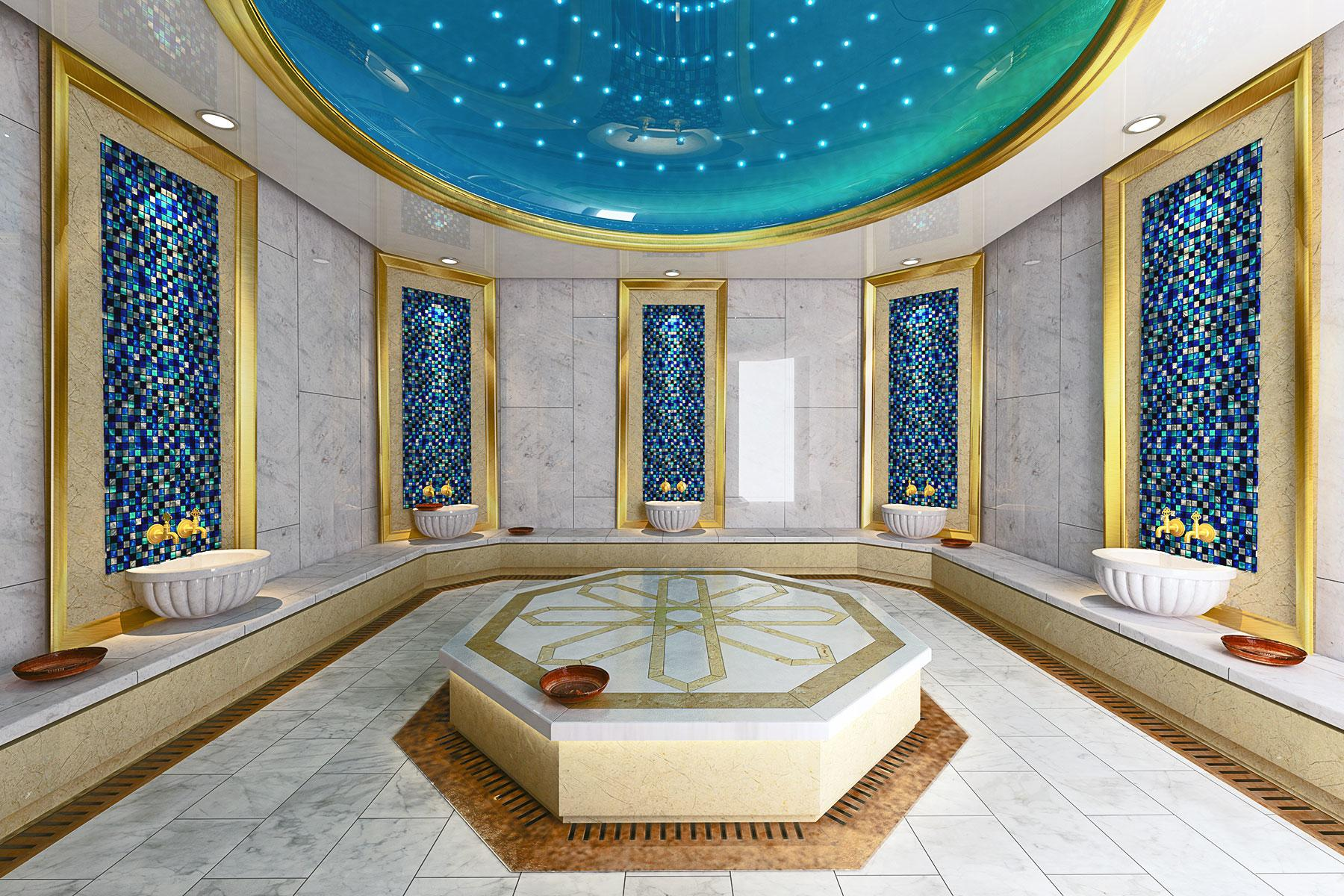 Alanya Massage-Turkish Bath