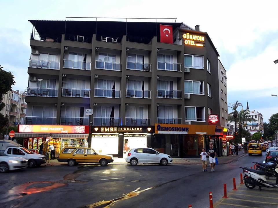Alanya Damlatas Gunaydin Hotel
