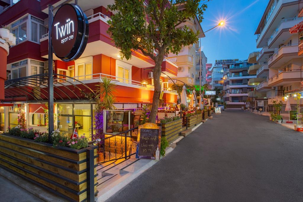 Alanya Twin Apart Hotel