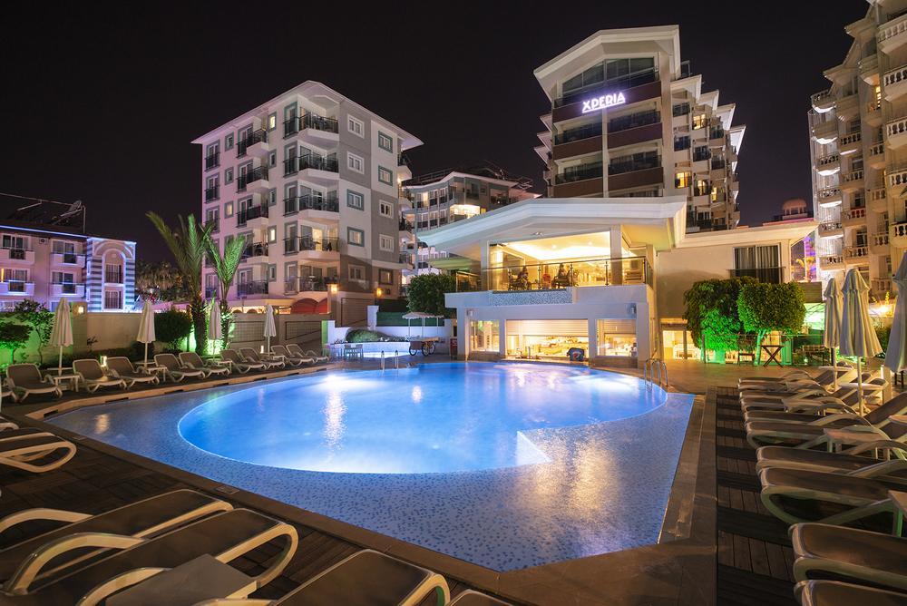 Alanya Xperia Saray Beach Hotel