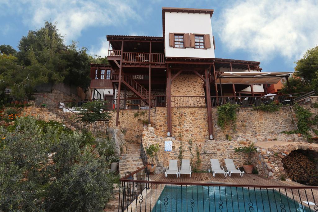 Alanya Hotel Villa Turka