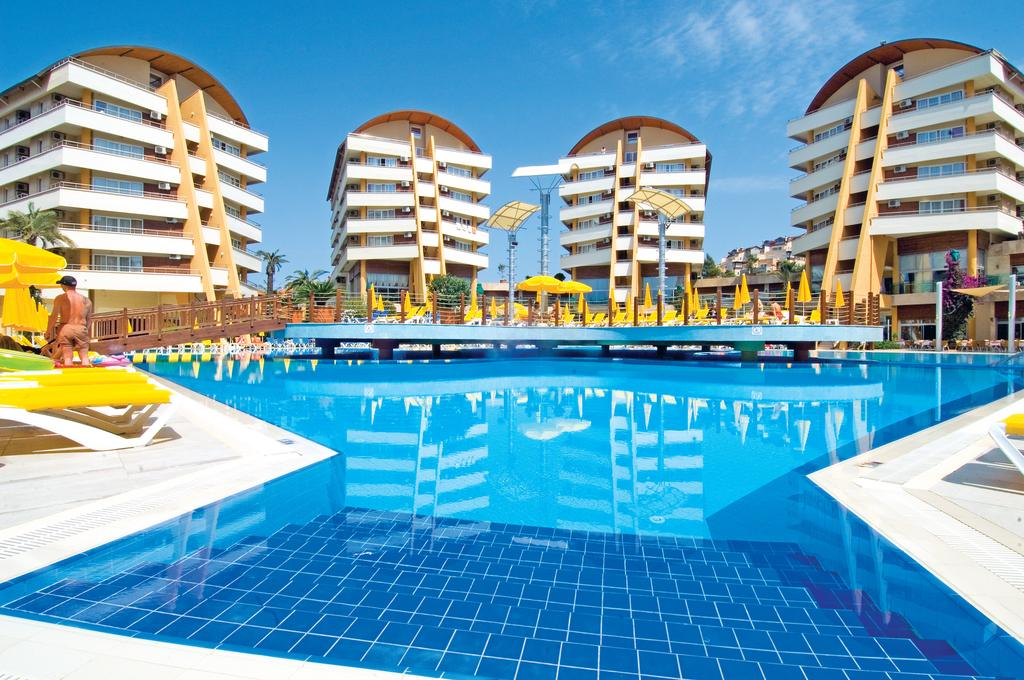 Alanya Alaiye Resort & Spa Hotel