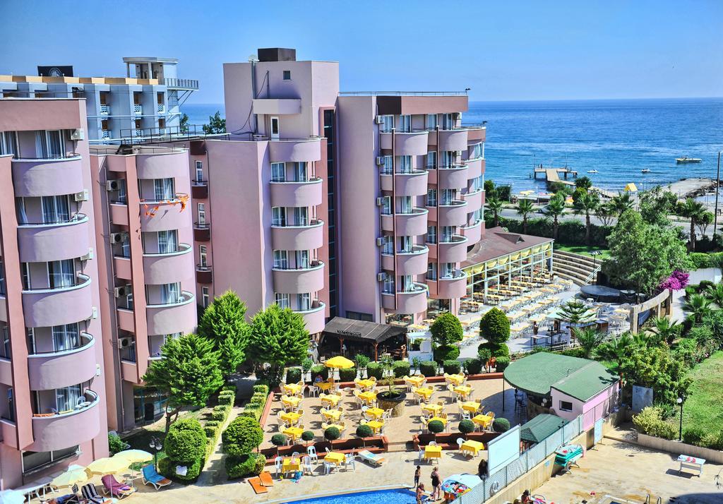 Alanya Grand Uysal Apart Hotel