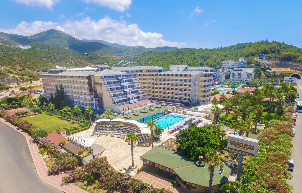 Alanya Beach Club Doganay Hotel