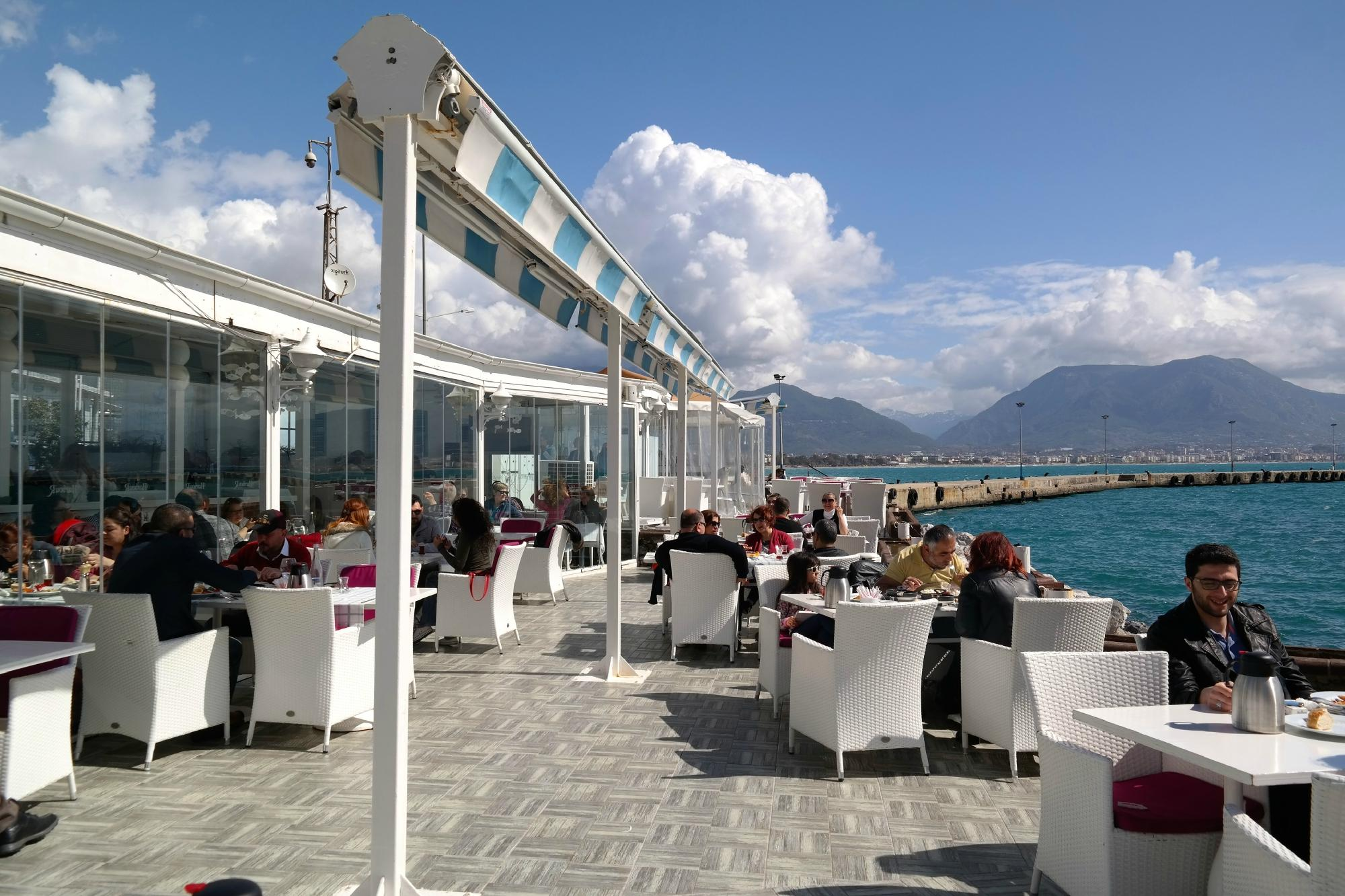 Alanya Restaurants by the Sea