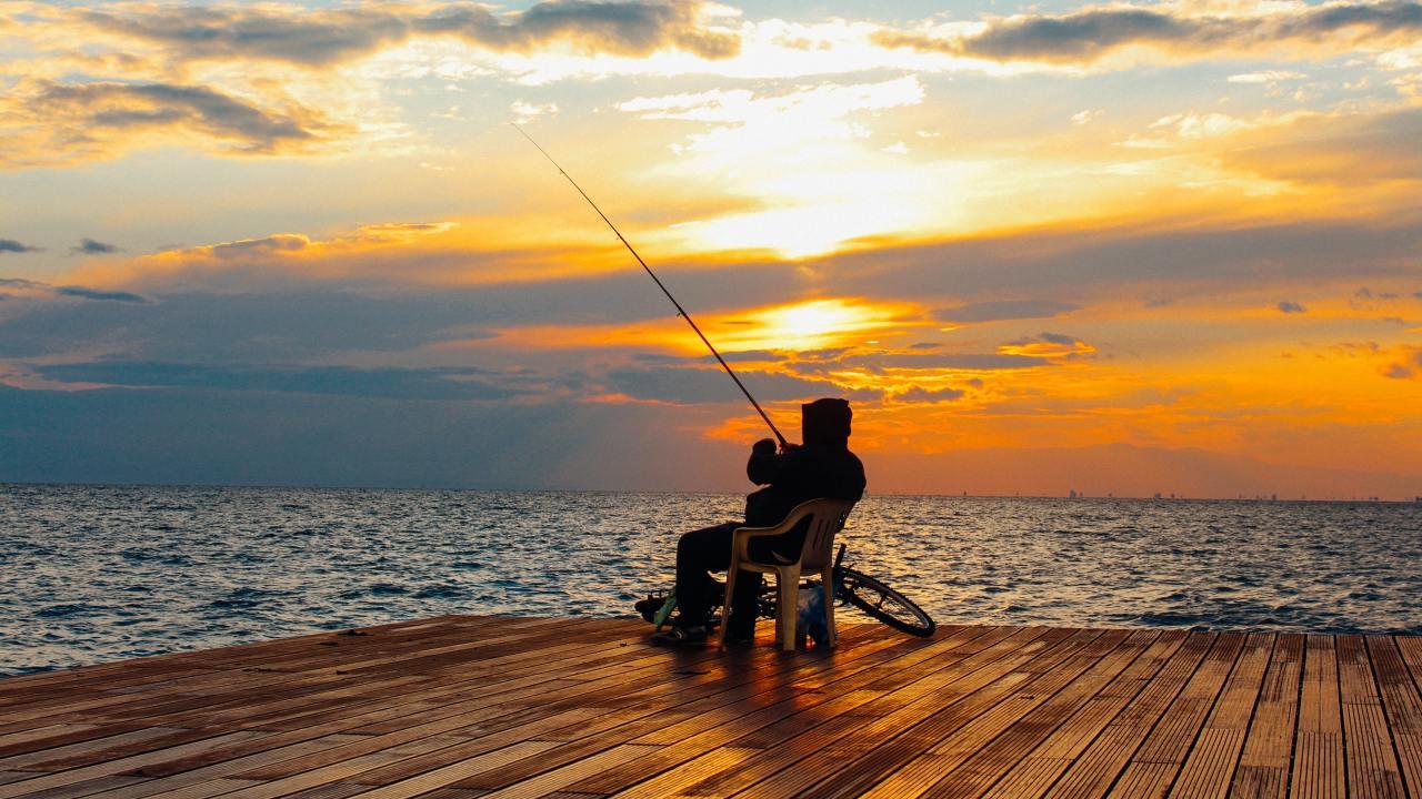 Alanya Amateur Fishing