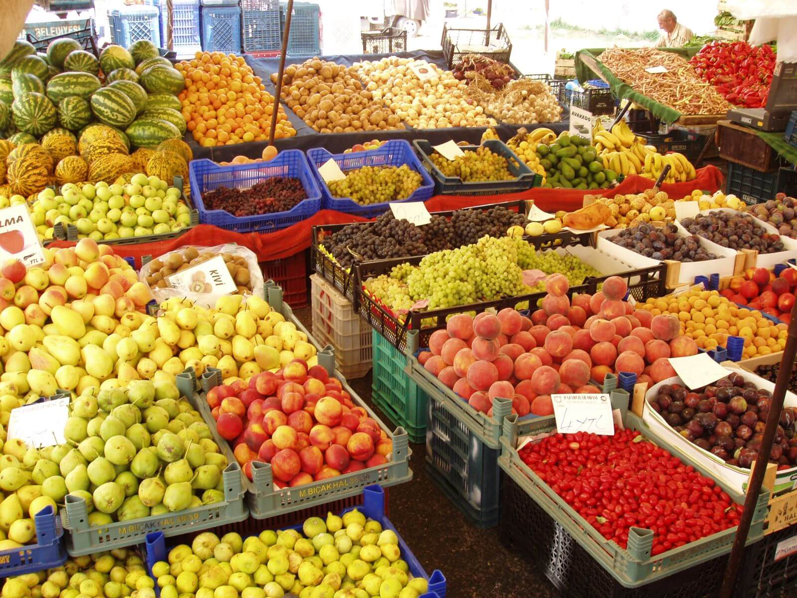 Alanya Market Places