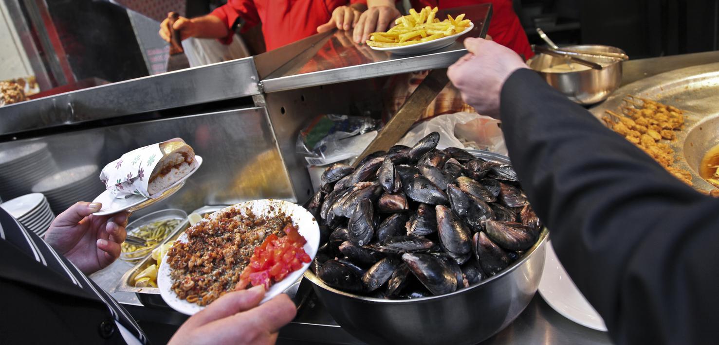 Alanya Sokak Yemekleri