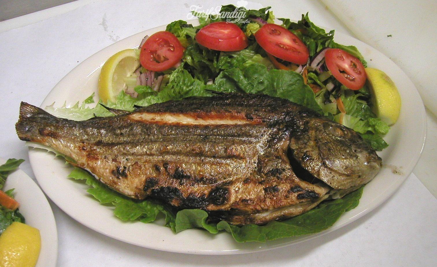 Alanya Dimçayı Fish Steak