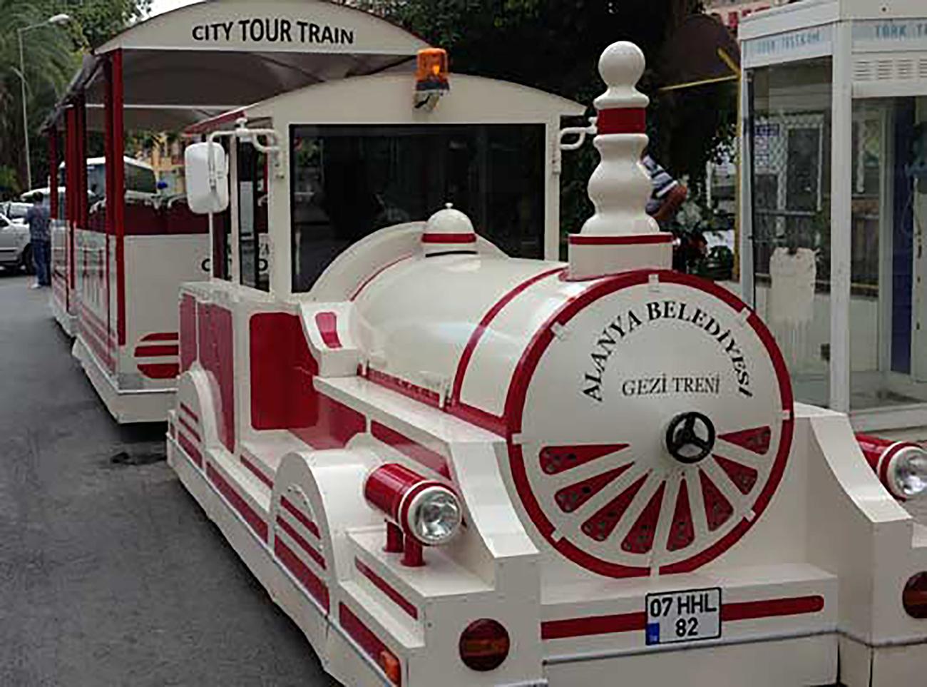 Alanya Gezi Treni