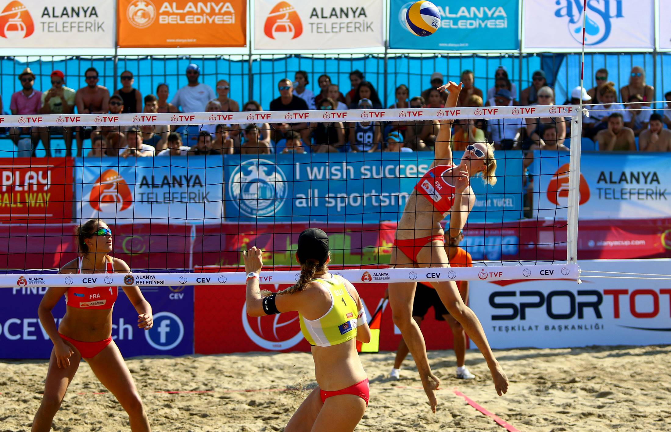 Alanya Beach volleyball