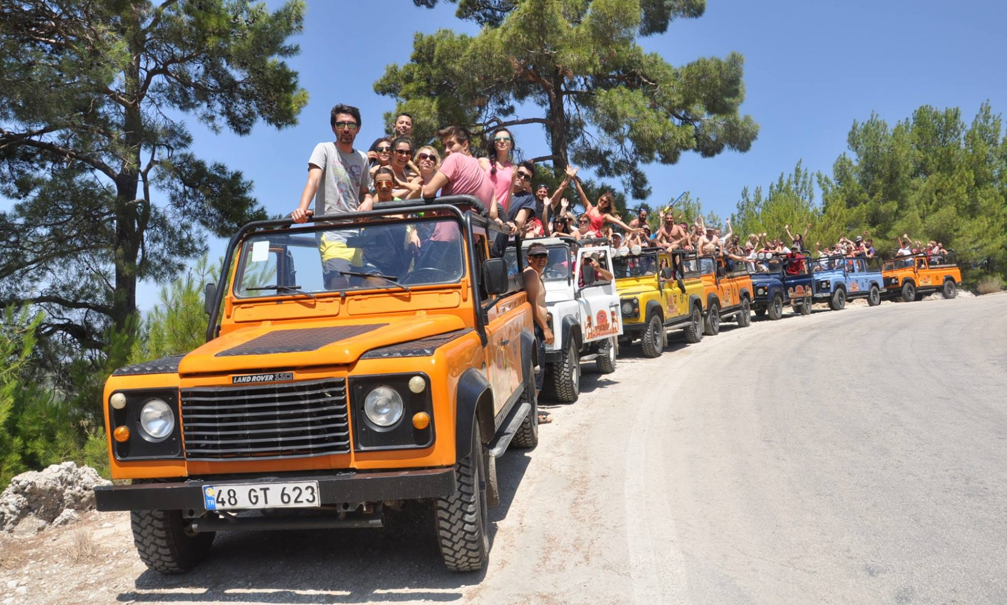 Alanya Alanya Jeep Safari Turu
